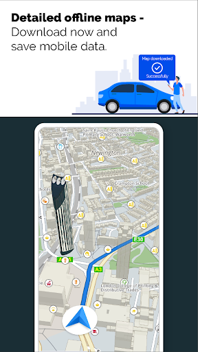 GPS Live Navigation, Maps, Directions and Explore  Screenshots 24