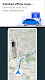 screenshot of GPS Live Navigation, Maps, Directions and Explore
