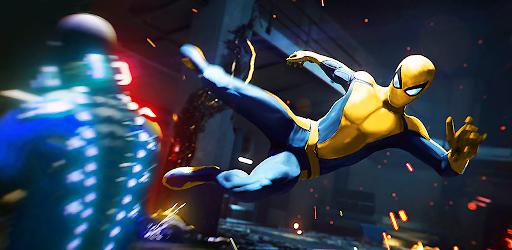 Spider Hero: Superhero Fighting Versi 2.0.17