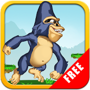 Gorilla Jump - Free Action Jump Game