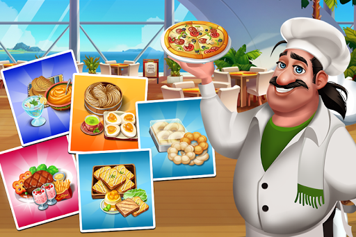 Cooking Talent - Restaurant manager - Chef game  screenshots 3