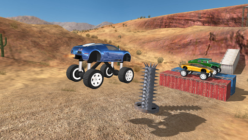 Grand Gang Auto - outlaws theft offroad racing GT screenshots 8