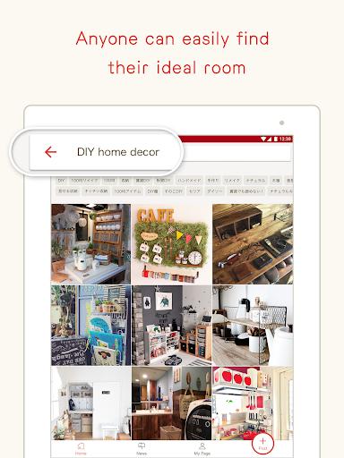 RoomClip Interior PhotoSharing 5.9.1 screenshots 12