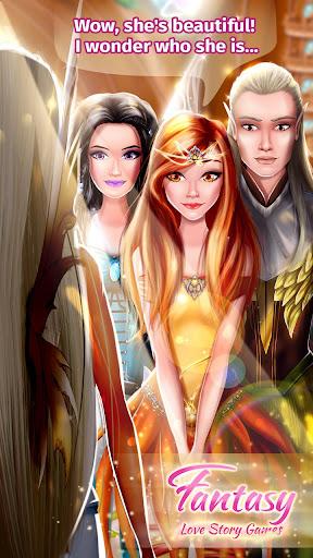 Fantasy Love Story Games 20.1 screenshots 5
