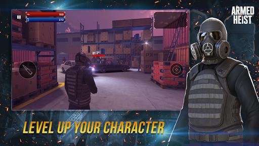 Armed Heist: TPS 3D Sniper shooting gun games 2.2.6 screenshots 6