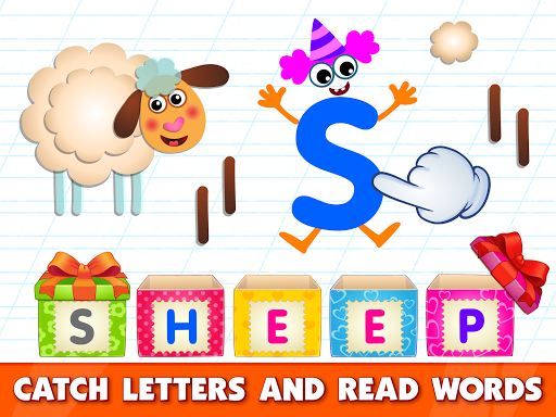 Bini Super ABC! Preschool Learning Games for Kids!  screenshots 14