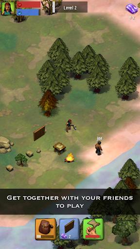 Krafteers: battle for survival  screenshots 3
