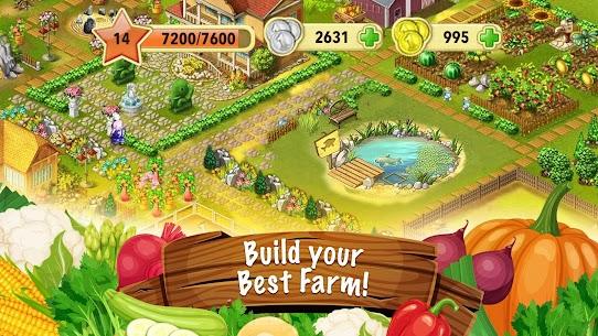 Jane's Farm: Farming Game – Build your Village 1