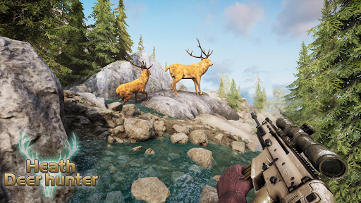 Deer Hunting Covert Sniper Hunter 2.0.9 screenshots 23