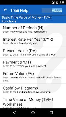 10bii Financial Calculatorのおすすめ画像4