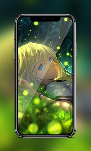 ud83dudd25 Anime wallpaper HD | Anime girl wallpaper 1.0.8 Screenshots 5