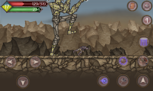 Runic Curse Demo  screenshots 4