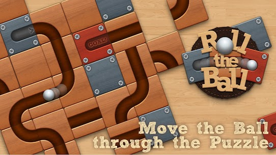 Roll the Ball® – slide puzzle Apk Download NEW 2021 3