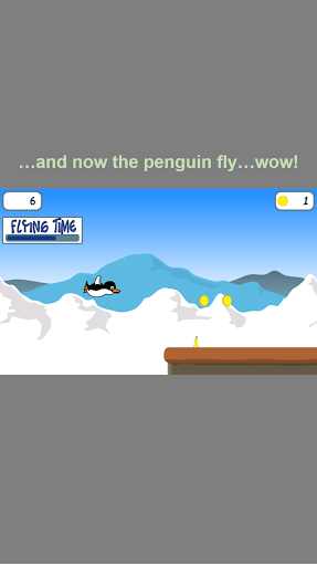 Penguin To Fly apkpoly screenshots 5