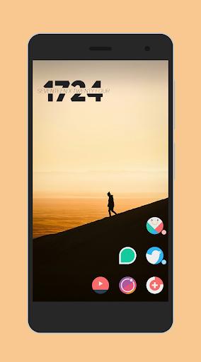 Minimal O - Icon Pack apktram screenshots 10
