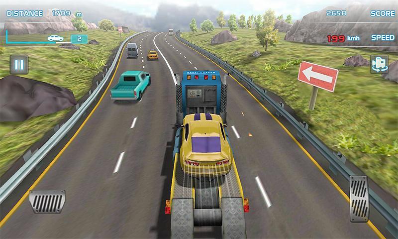 Turbo Driving Racing 3D MOD poster 6