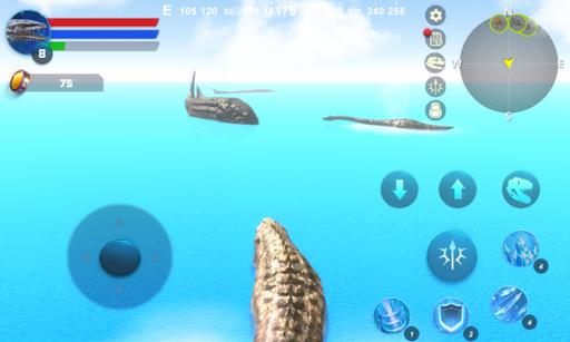 Mosasaurus Simulator screenshots 7