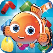 Ocean Sweep: Fun Match 3 Games for Ocean Cleanup.