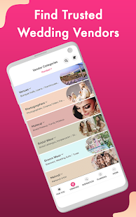 WedMeGood - Wedding Planner Screenshot