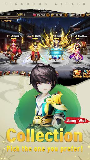 Kingdoms Attack  screenshots 8
