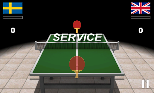 Virtual Table Tennis 3D screenshots 3