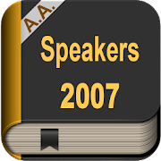 AA Speakers - Best Of 2007