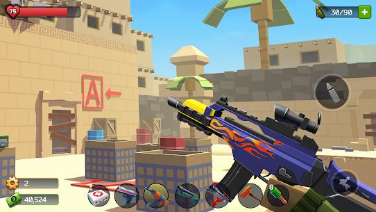 Pixel Combat: Zombies Strike 3.11.5 4