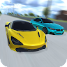 Street Drag Racing 3D game apk icon