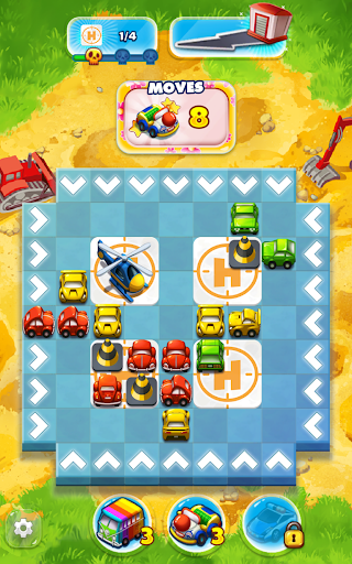 Traffic Puzzle - Car Puzzle Game 1.53.2.305 screenshots 21