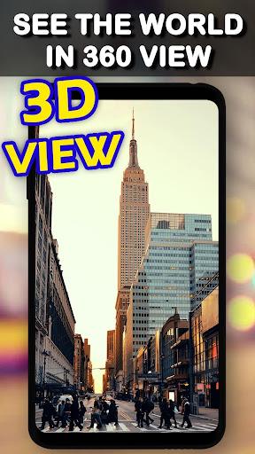 Street View maps & Satellite Earth Navigation 2.2.9 Screenshots 1