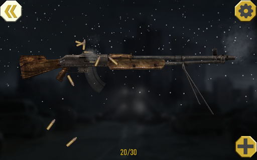 Machine Gun Simulator Ultimate Firearms Simulator 2.1 screenshots 2