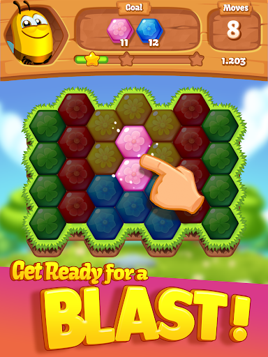 Bee Brilliant Blast 1.33.1 screenshots 6