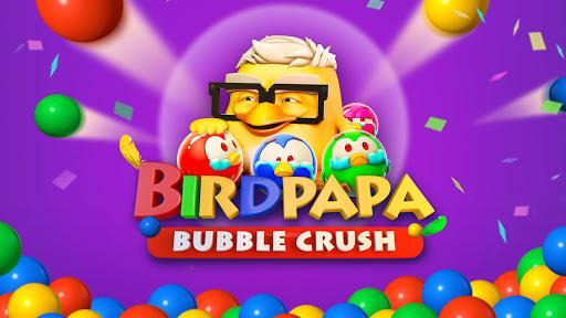 Birdpapa - Bubble Crush screenshots 8