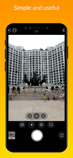 Download APK: iCamera – iOS Camera, iPhone Camera v1.1.3 (Pro)