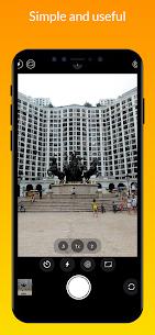 iCamera Mod Apk– iOS Camera, iPhone Camera (Pro Unlocked) 1