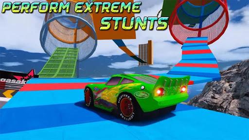 Superhero cars racing  screenshots 14