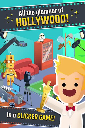 Hollywood Billionaire - Rich Movie Star Clicker 1.0.43 screenshots 1