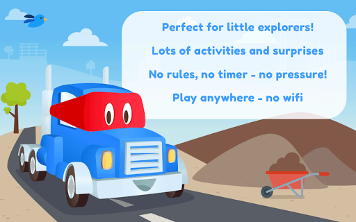Carl the Super Truck Roadworks: Dig, Drill & Build 1.7.13 screenshots 21