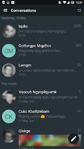 YAATA – SMS/MMS messaging (PREMIUM) 1.45.10.22089 Apk 1