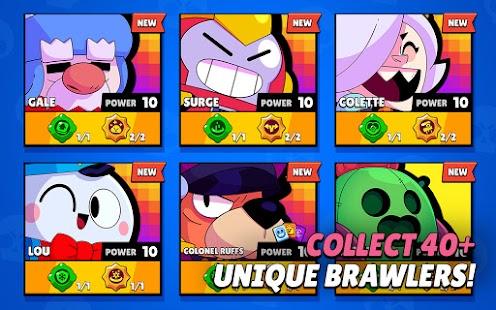 Brawl Stars Screenshot