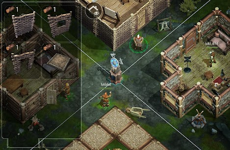 Frostborn: Action RPG 8