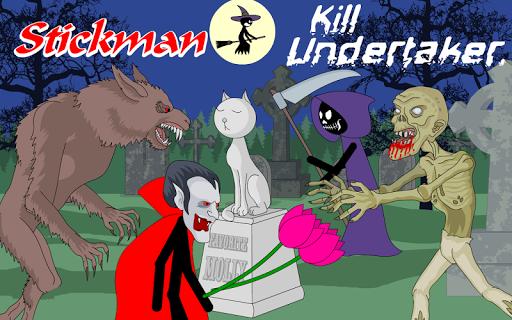stickman kill undertaker screenshot 1