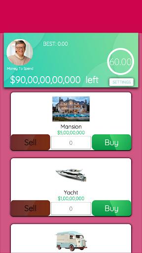 Spend Bill Gates Money apkdebit screenshots 2