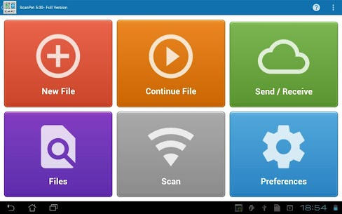 Inventory & Barcode scanner & WIFI scanner Apk (Paid) 9