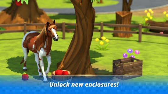 Horse Hotel - be the manager of your own ranch! Screenshot