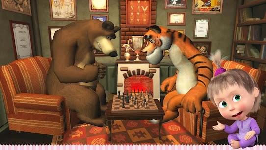 Masha and the Bear: Good Night! 10