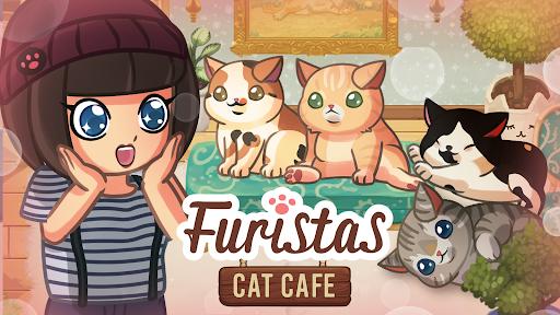 Furistas Cat Cafe - Cute Animal Care Game 2.720 screenshots 14