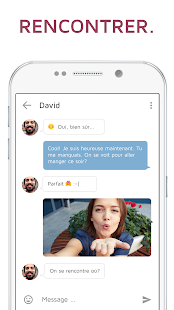 JAUMO – Flirt Chat & Rencontre Capture d'écran