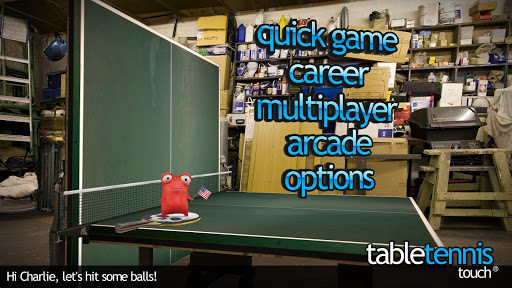 Table Tennis Touch  screenshots 5