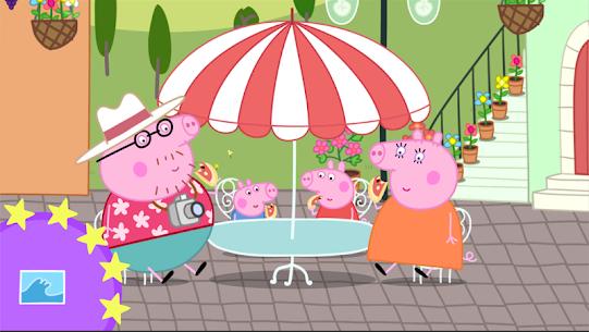 Peppa Pig  Holiday Apk 1